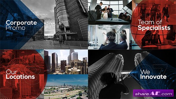 Videohive Business - Corporate Promo