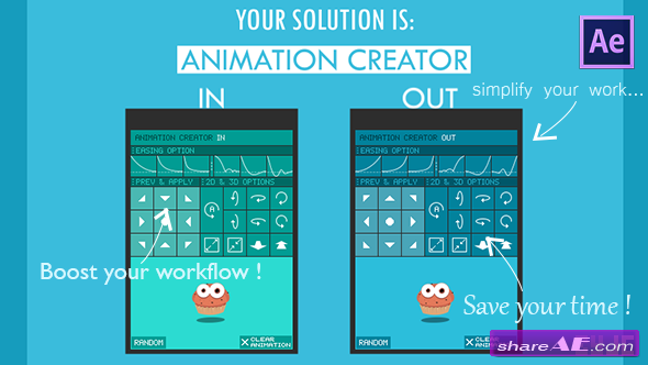 Videohive Animation Creator - Infinite Possibilities of Anim