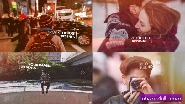 Videohive Lovely Slideshow 17947264