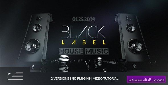 Videohive Black Label   Club Event Promo