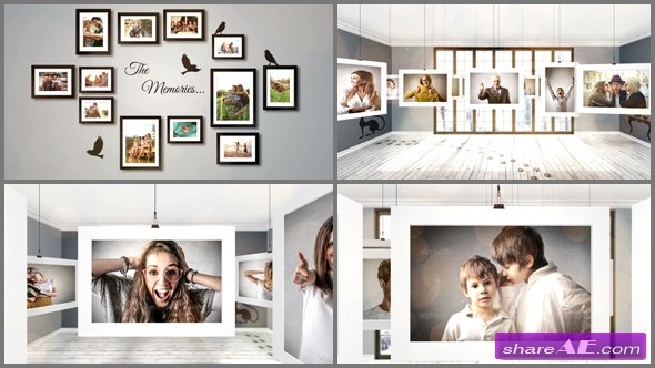 Videohive Room Photo Gallery