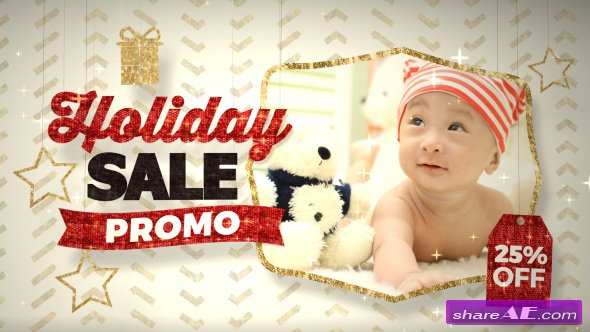 Videohive Holiday Sale Promo