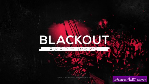 Videohive Music Event Promo 15930688