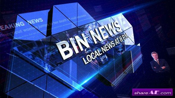 Videohive Broadcast Package Bundle 104