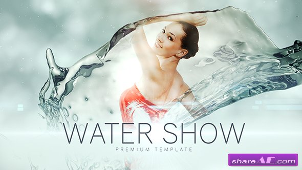 Videohive Water Show