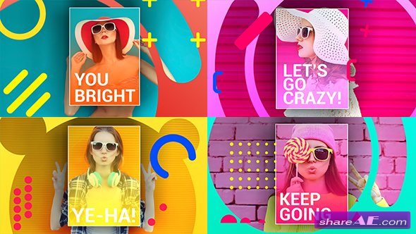 Videohive Let's Make Creative
