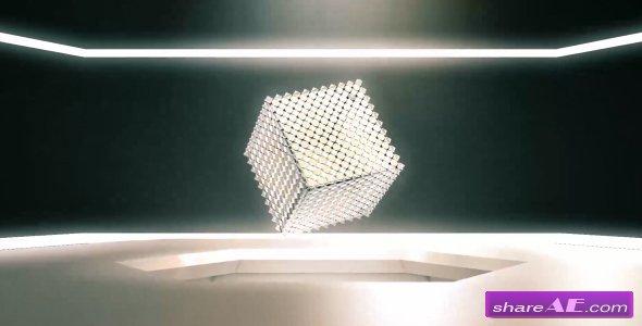 Videohive Futuristic Logo Animation 2