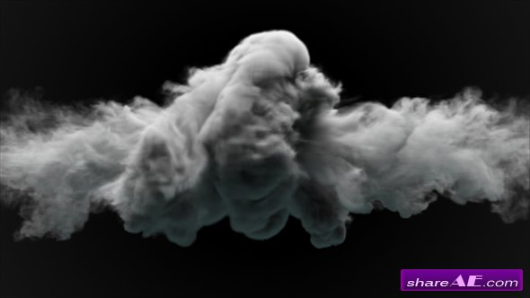 Smoke - Motion Graphic (Videohive)