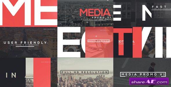 Videohive Media Promo