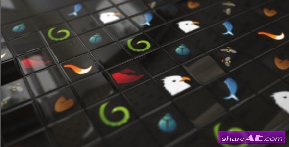 Videohive Cube Logo Animation 2