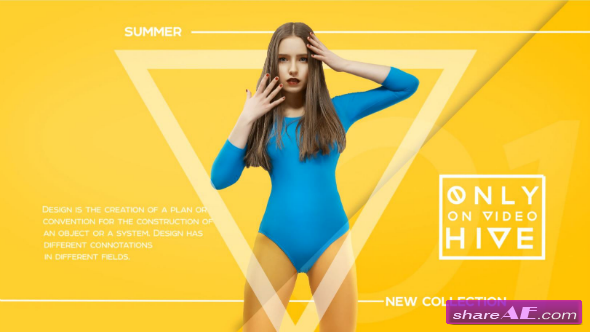 Videohive Fashion Promo Free After Effects Templates After Effects Intro Template Shareae