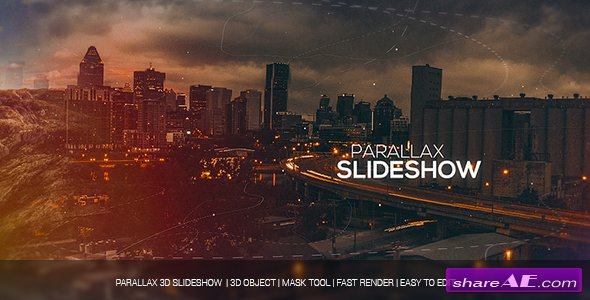 Videohive Cinematic Slideshow 18482818