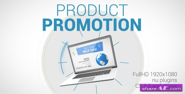 Videohive Product Promotion