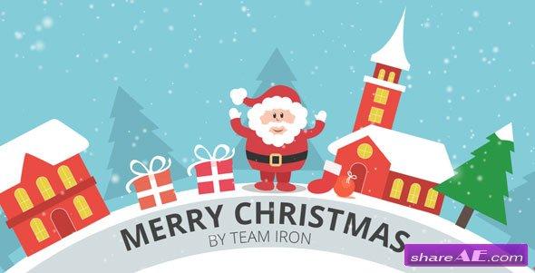 Videohive Christmas 18480642