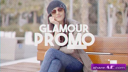 Glamour Promo - After Effects Template (Motion Array)