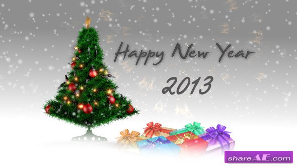 Videohive Happy New Year