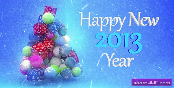 Videohive New Year Tree