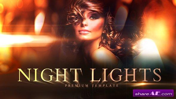 Videohive Night Lights