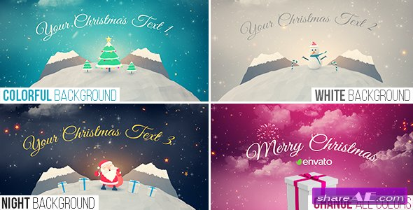 Videohive Christmas 18710816