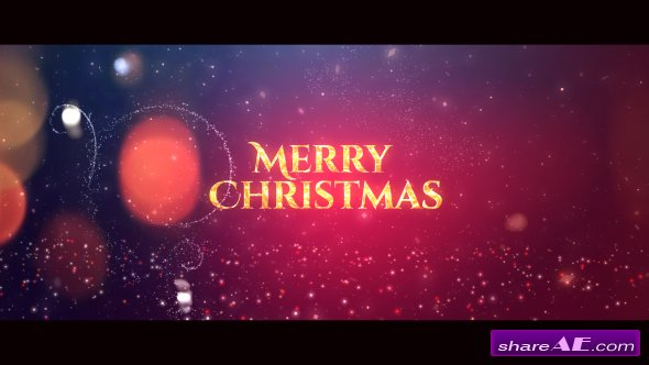 Videohive Christmas Wishes 13958268