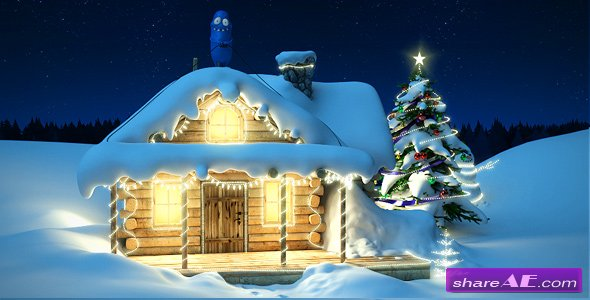 Videohive Christmas and New Year with Bobby
