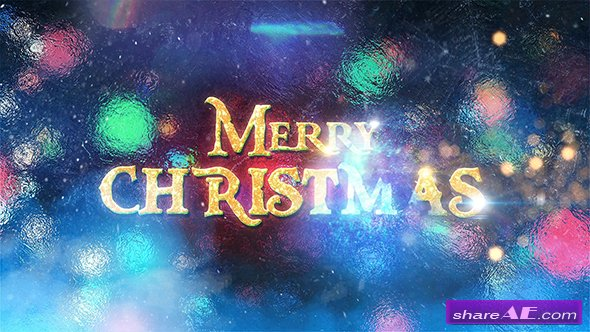 Videohive Christmas Wishes 18803885