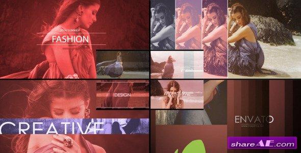 Videohive Soft Slide Show