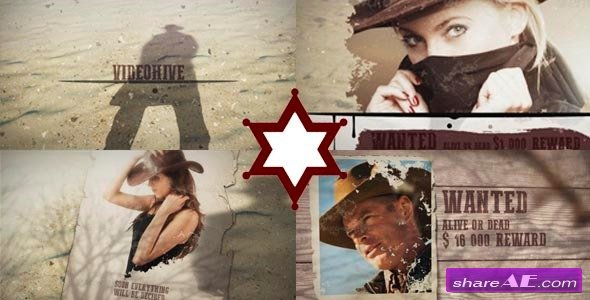Videohive Western Show Promo