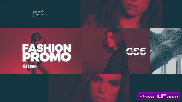 Videohive Fashion Promo 18486100