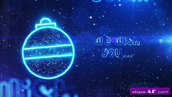 Videohive Christmas Wishes 18831622
