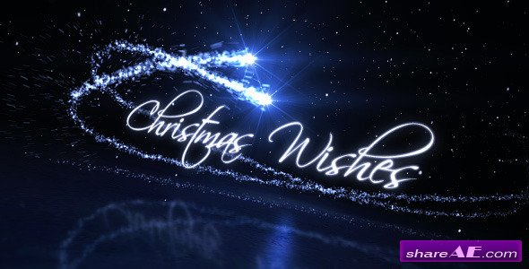 Videohive Christmas Wishes 13961230