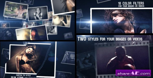 Videohive Cinematic Style