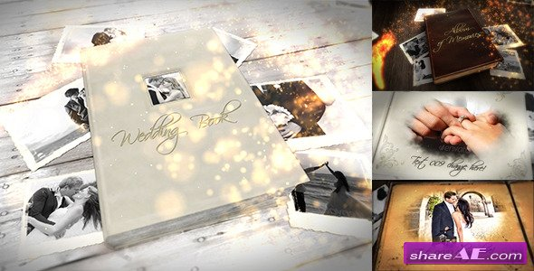 Videohive Album of memories and Wedding book bundle