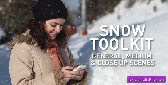 Videohive Snow Toolkit