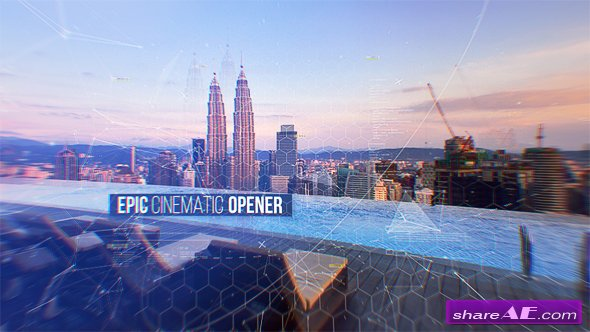 Videohive Epic Cinematic Opener