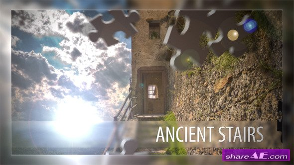 Videohive ancient world aep