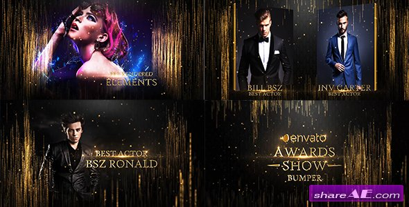 Videohive Awards Show 18730960