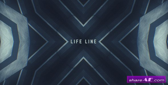 Videohive Life Line