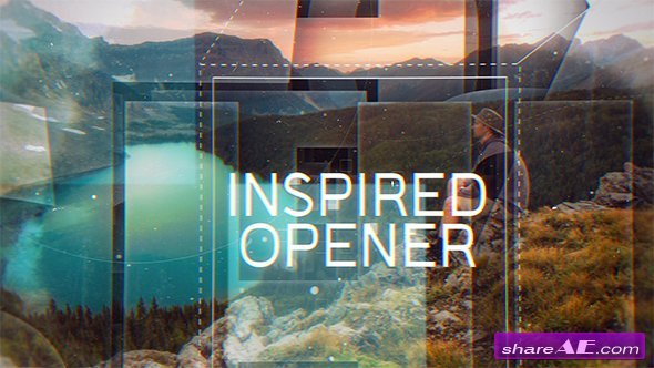 Videohive Inspired Opener