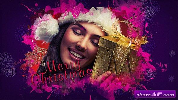Videohive Christmas Photo