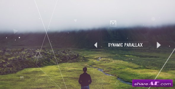 Videohive Dynamic Parallax Slideshow