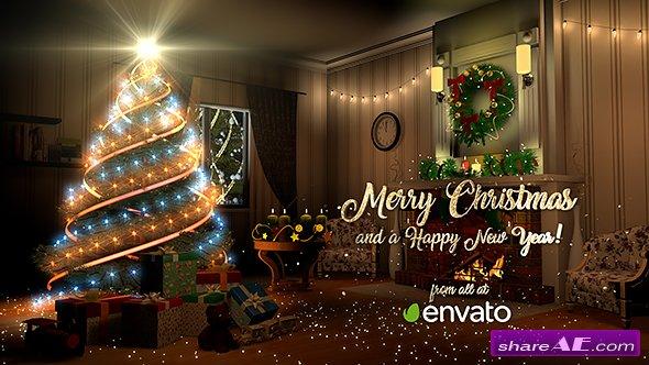 Videohive Christmas 19048546