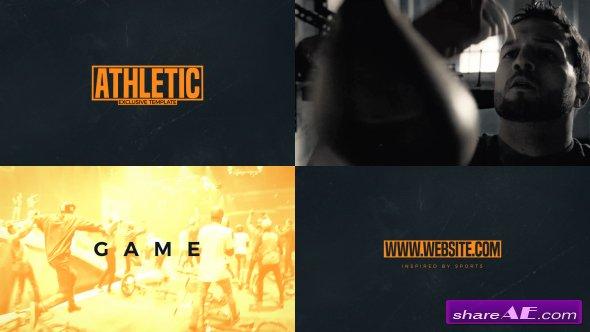 Videohive Pure Sport Template