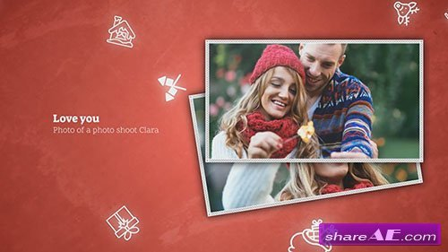 Christmas Slideshow 21399 - After Effects Template (Motion Array)