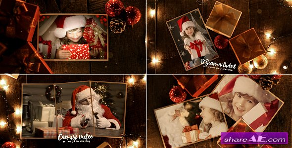 Videohive Christmas Gallery