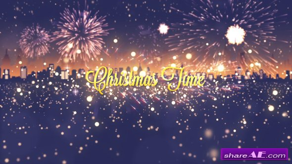 Videohive Christmas Titles 18971210