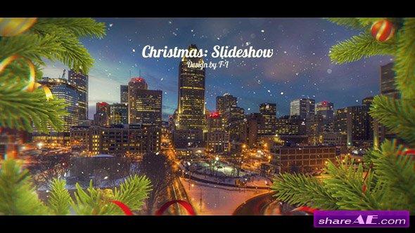 Videohive Christmas - Slideshow 18944613