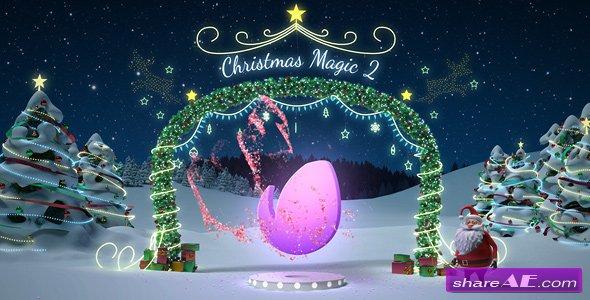 Videohive Christmas 18969506