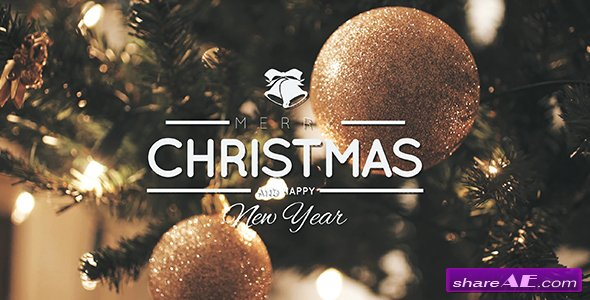 Videohive Christmas Moments