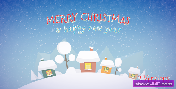 Videohive Christmas 18683219